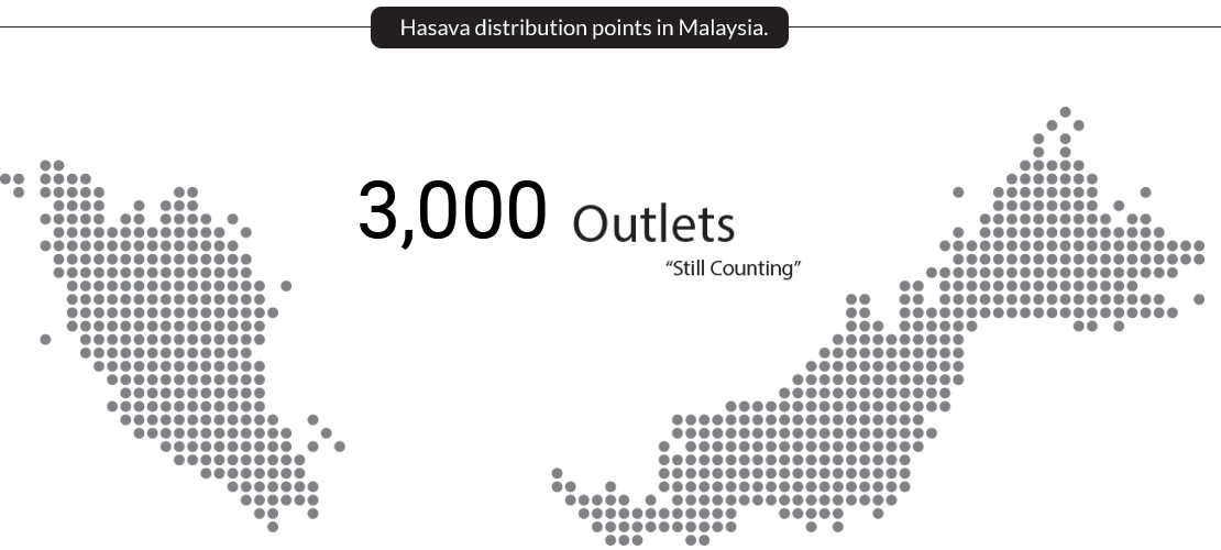 Hasava Distributor Point